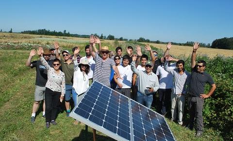 Sistemas fotovoltaicos y bombeo solar